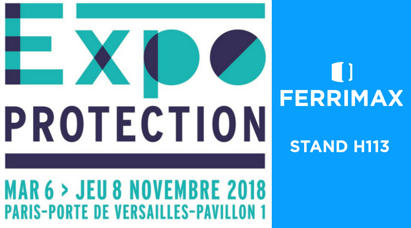 Ferrimax en Expoprotection 2018