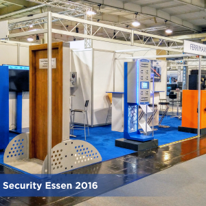 Ferrimax at Security Essen