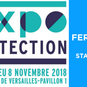 Ferrimax a Expoprotection 2018a