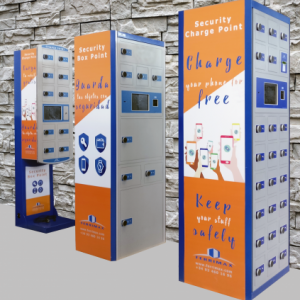 Security Box Point, Security Charge Point & Click to Collect
