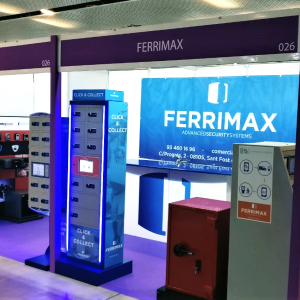 Ferrimax en Security Forum