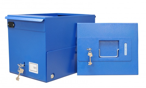 Boxes for Safe Deposit Lockers