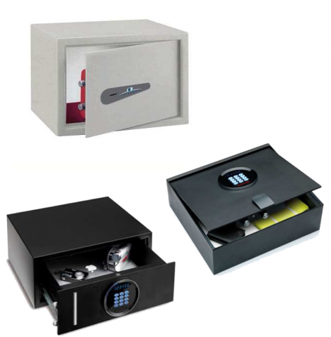 Safes for Hotels and Resorts